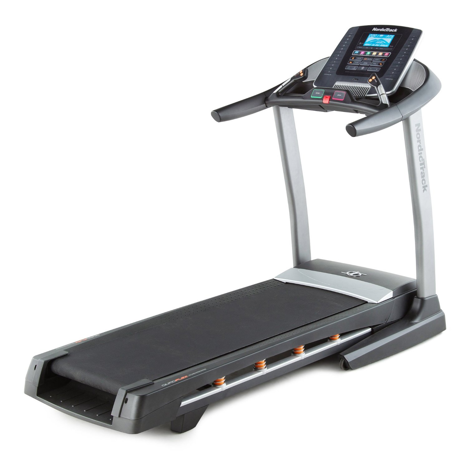 Best Treadmills For Home >> NordicTrack T17.2 Folding Treadmill Review - Latest Fitness Reviews | Fitness Machine ...