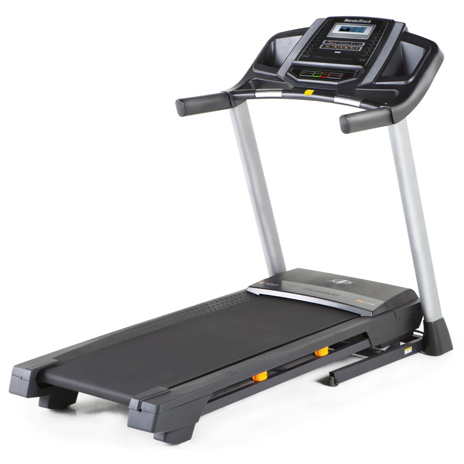 Horizon Fitness Treadmill Display Not Working: NordicTrack C100 Treadmill Review
