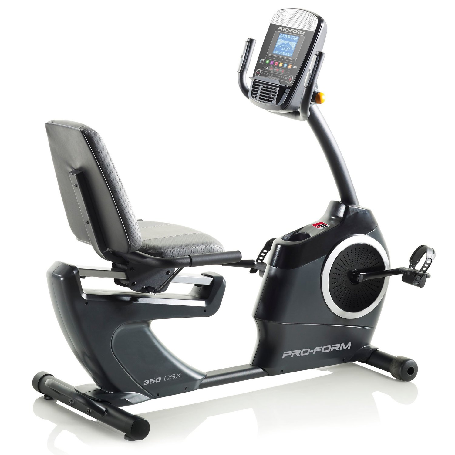 Pro Form 350 CSX Recumbent Bike Review