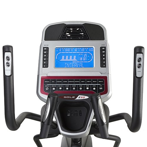lifetime fitness elliptical machine