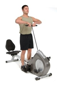 Stamina 15-9003 Deluxe Conversion II Recumbent Rower Review-3