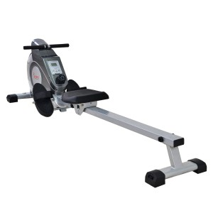 Sunny Health & Fitness SF-RW5515 Magnetic Rowing Machine Review-2