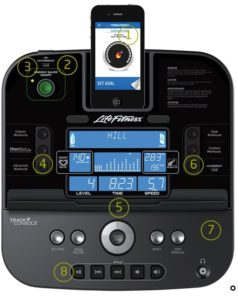 Life Fitness E5 Track+ Elliptical Cross Trainer Review