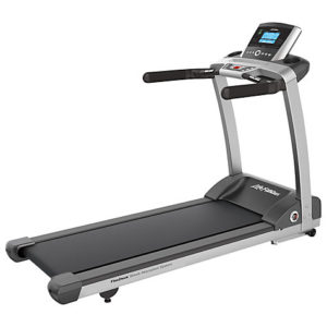 Life Fitness T3 Go Console Treadmill Review image