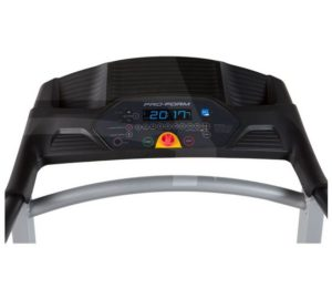 ProForm 105 CST Folding Treadmill Review image