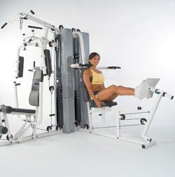 marcy gs99 dual stack home gym review  latest fitness