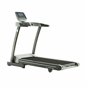 JK Fitness X-Tra 885 Folding Treadmill Review